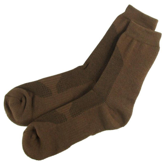 CoolMax Socks - Coyote Brown