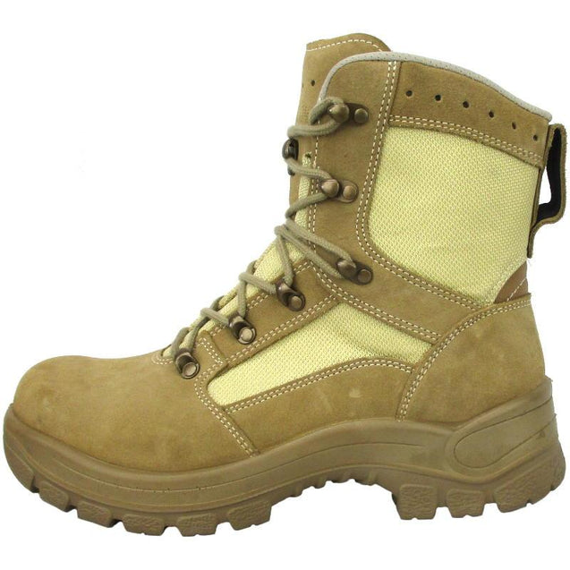 German Army Haix Desert Boots