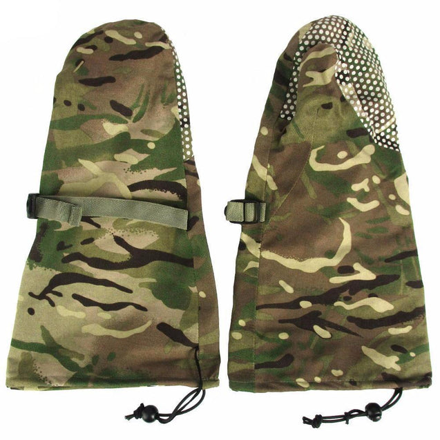 British Army MTP Extreme Cold Weather Mittens