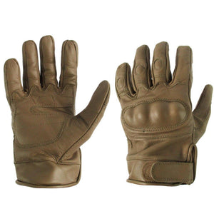 Coyote Reinforced Leather Gloves