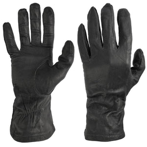 German Army Leather Gloves