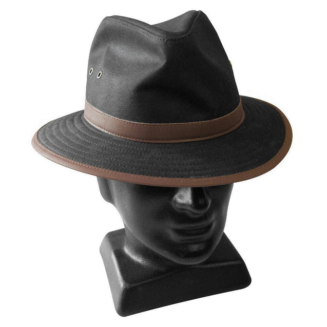 Madison Oilskin Hat