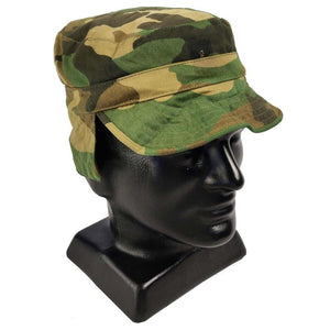 Croatian Army Woodland Cap