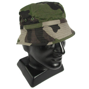 Kid's French Camo Boonie Hat