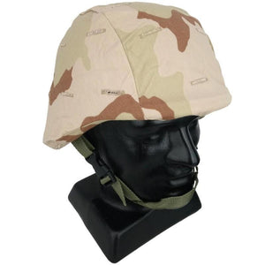 USGI 3 Colour Desert PASGT Helmet Cover