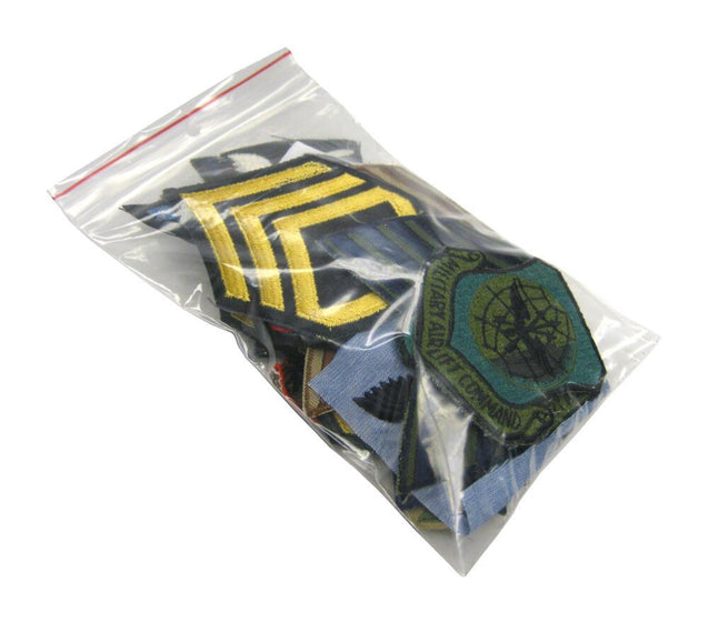 US Military Patches 20 Pack - Grade 2