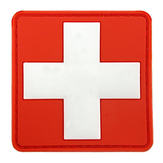 Swiss First Aid PVC Patch