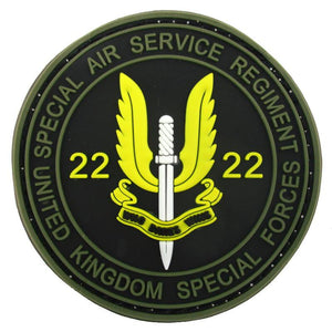 UK Special Air Service PVC Patch