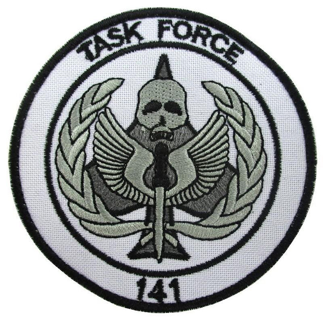 Task Force 141 Embroidered Patch