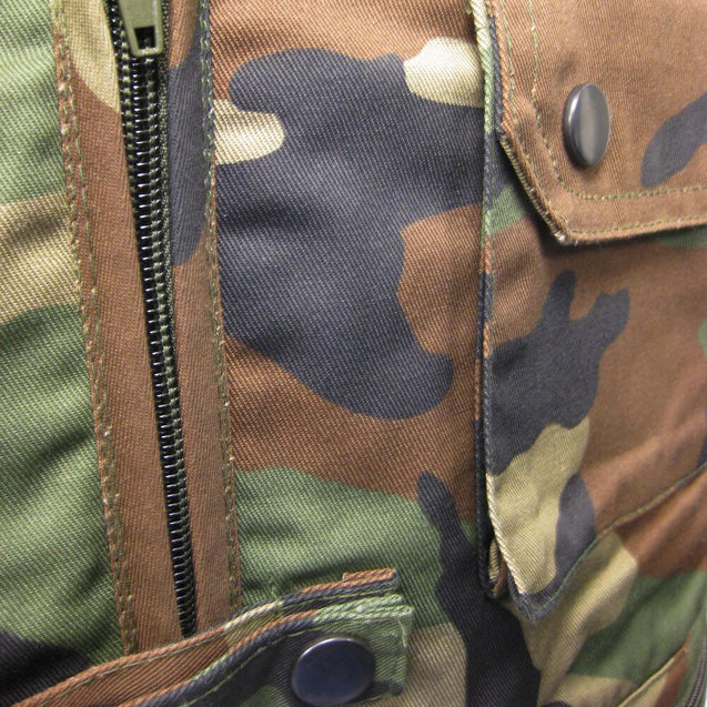 14 Pocket Woodland Vest