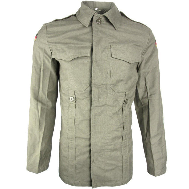German Moleskin Field Jacket - New