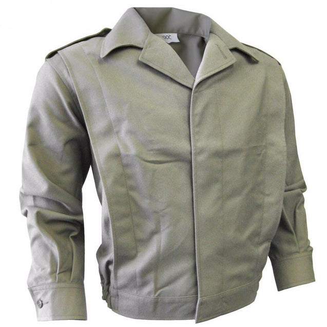 French Airforce Cotton Jacket - Tan