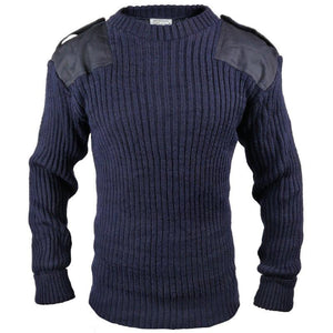 British Royal Navy Wool Jersey