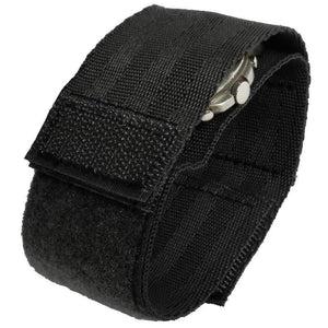 Commando Watch Strap - Black