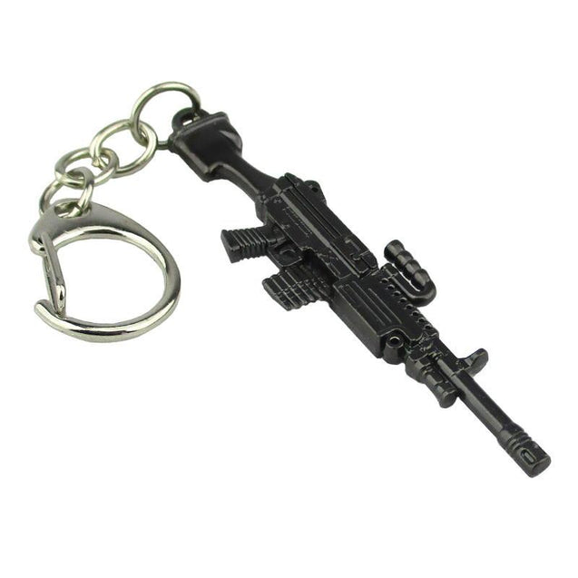 Novelty Military Keychain