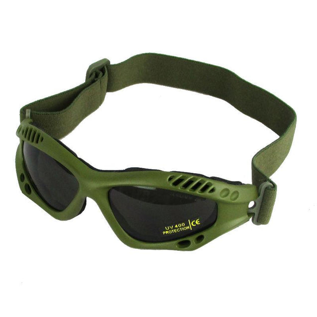 Air Pro Commando Goggles Smoke Lens