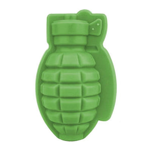 Silicone Grenade Shaped Ice Block Maker
