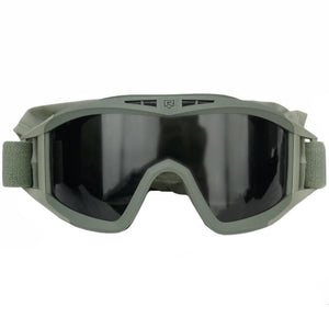 US Army Desert Locust Goggle Kit - New