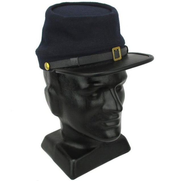 American Civil War Navy Blue Kepi