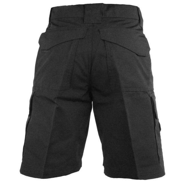 24-7 Series Black Shorts
