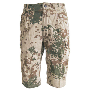 German Army Tropentarn Shorts