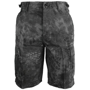 Kryptek Night Ripstop Shorts