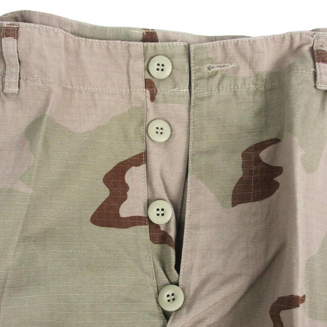 3 Colour Desert Ripstop BDU Shorts