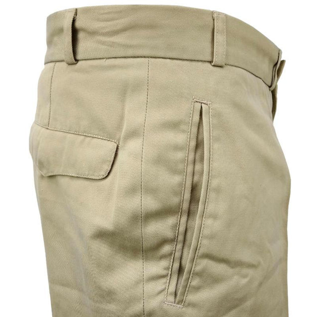 German Army Khaki Shorts