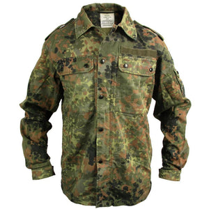 German Flecktarn Shirt