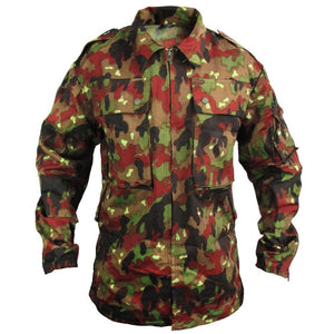 Swiss Army Alpenflage Shirt New