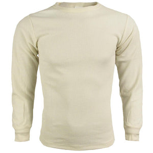 Honeycomb Weave Thermal Shirt