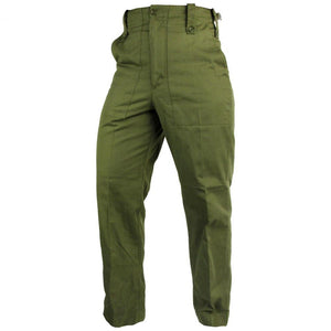 British Olive Drab Combat Pants