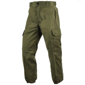 French Olive Drab Field Trousers
