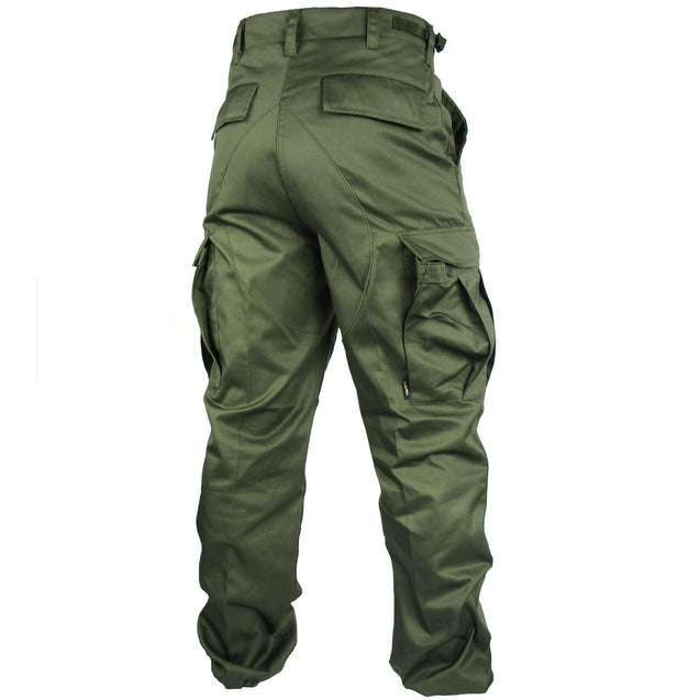 Olive Drab BDU Trousers