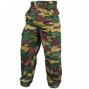 Belgian Camo Trouser New