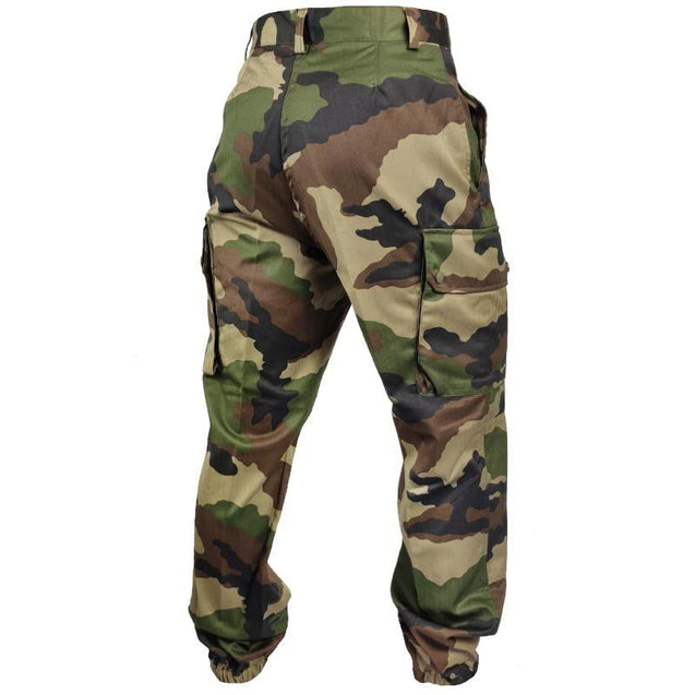French F2 CE Camouflage Pants - New