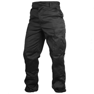 Black BDU Field Trousers