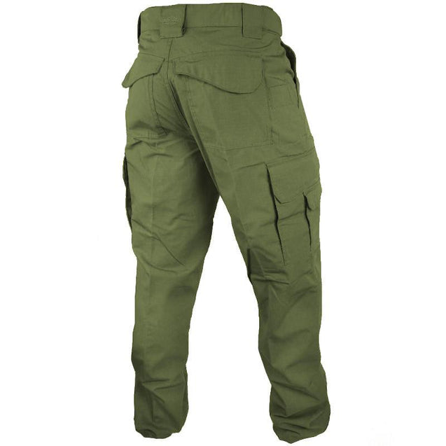 24-7 Series LE Green Trousers