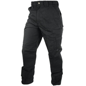 24-7 Series Black Trousers