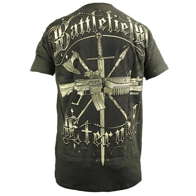 7.62 Design 'Battlefield Eternal' T-Shirt