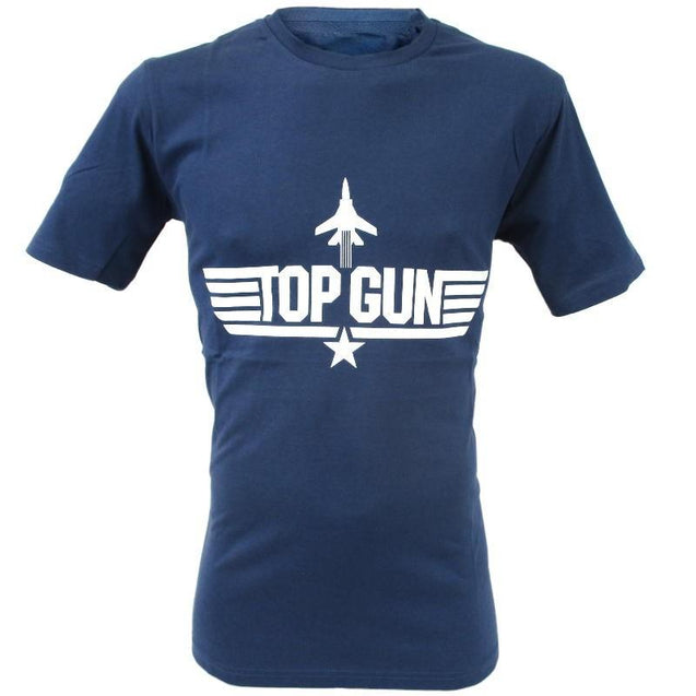 Top Gun Cotton Crew T-Shirt