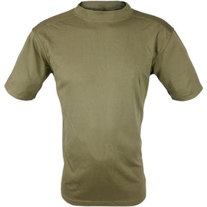 British Army OD Coolmax T-Shirt