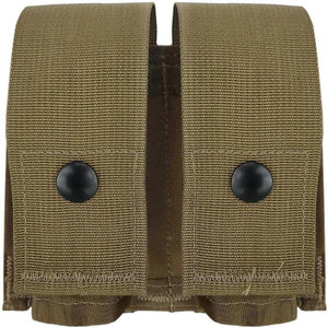 USGI Coyote Double 40mm Rifle Grenade Pouch