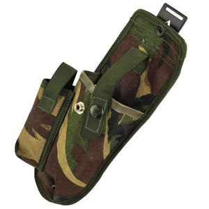 British Army DPM Open Top Holster