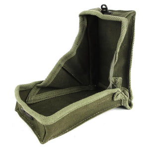 Belgian Olive Drab Canvas Pouch