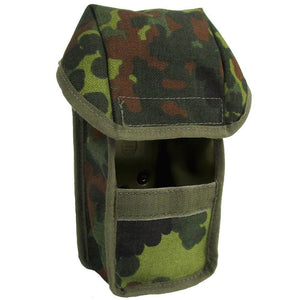 German Flecktarn Flashlight Pouch