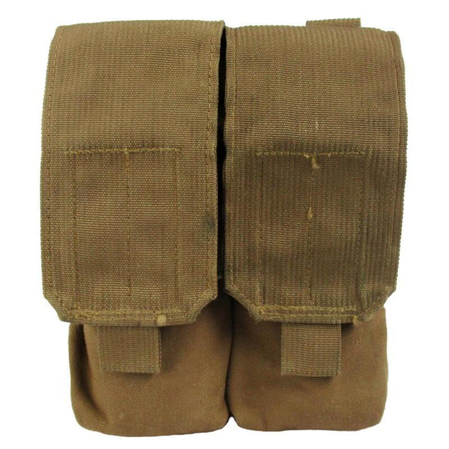 USGI Coyote M4/M16 Double Mag Pouch