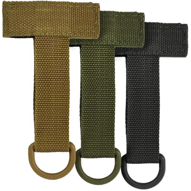 MOLLE D-Ring Vest Attachment