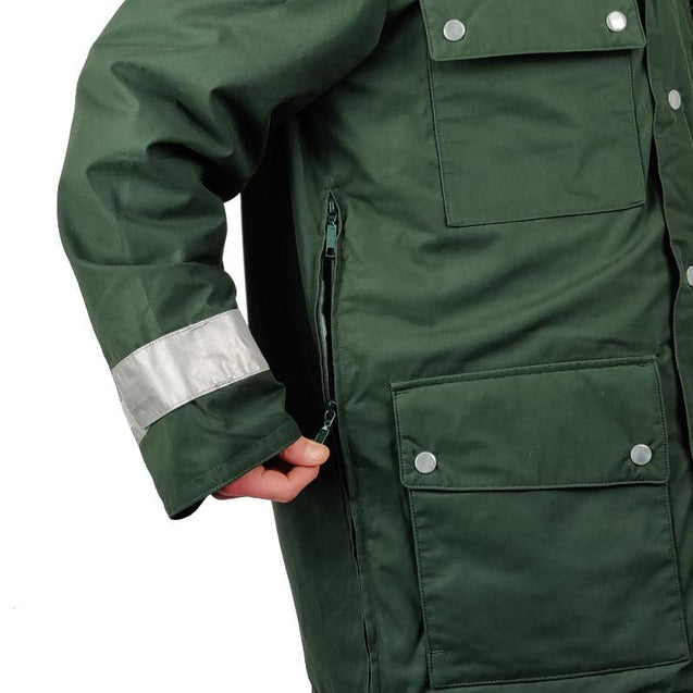 German Police Waterproof Parka