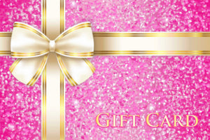 Gift cards - Candy Factory Cosmetics